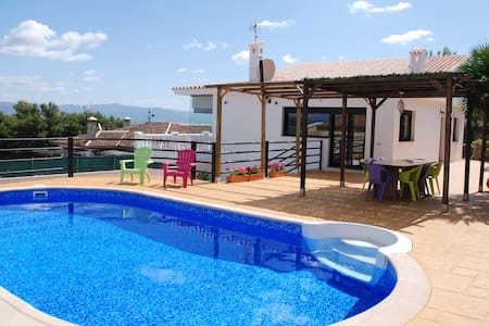 Beautiful villa with private pool in Malaga, Spain - Alhaurín de la Torre