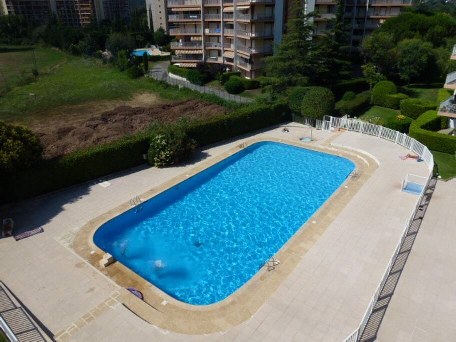 Mandelieu la napoule 6 pers piscine appartements en for Piscine mandelieu