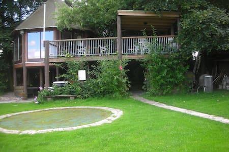 Treetops Krolf Resort - Flemming (Hornborg)