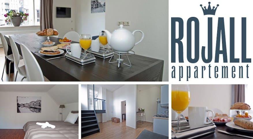 Appartement Rojall - centrum Assen
