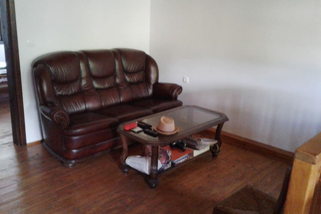 Living Room / Hol