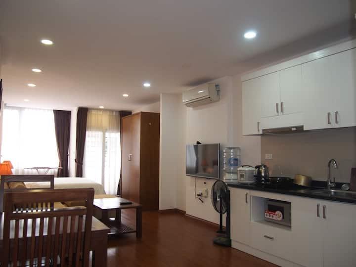 Service apartment 501 Tran Quy Kien
