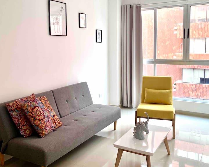Hermoso apartamento en Soho 55 705