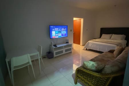 Suite apartment