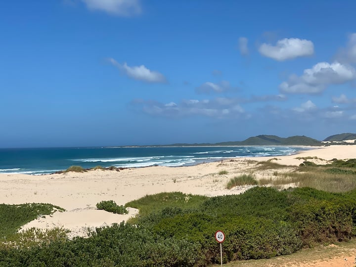 Best kept secret, remote with fantastic beach!