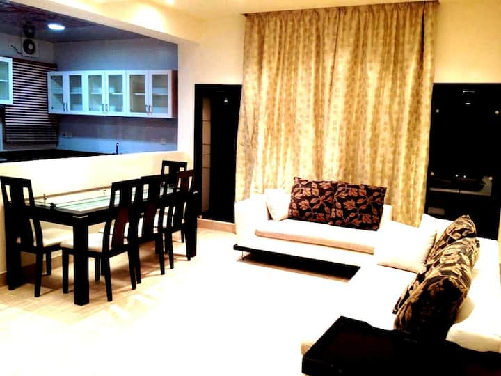 Charming Modern 2+1 bedroom Furnished Apartment