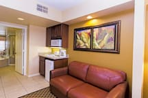 New Year at Westgate Resorts Orlando - Studio