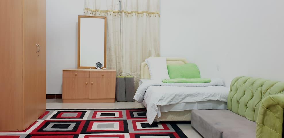 Sur City &Wadi Shab room