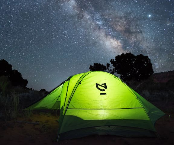 Payson Paradise - Camping Gear