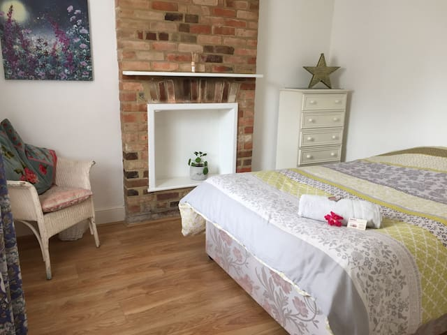 Light and airy double room