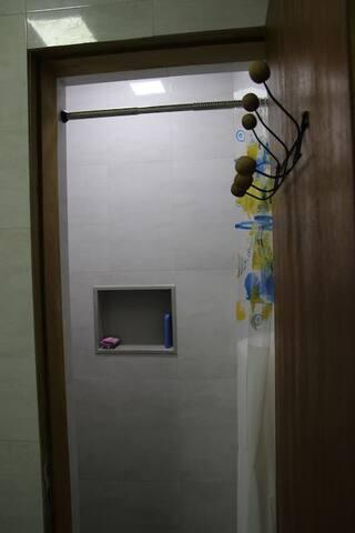 Quarto de banho - nicho