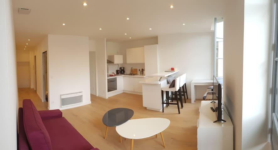 Appartement 42m² Bordeaux Centre rue St Catherine!