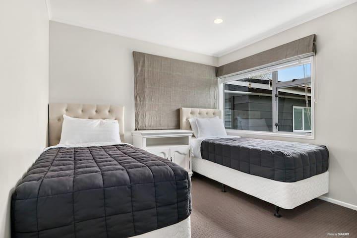 Bedroom - 3, Two Singles