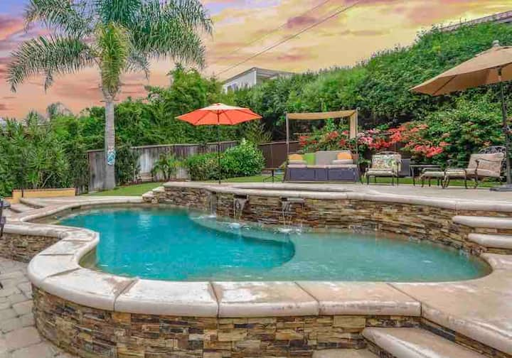 Villa Catalia - Beach Close w/Private Pool Oasis