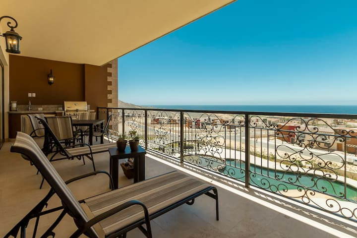 Cabo Casa Reyna 3 beds @ Sunset Beach