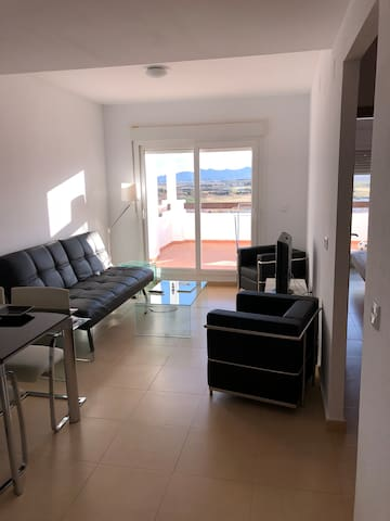 Alhama golf resort penthouse