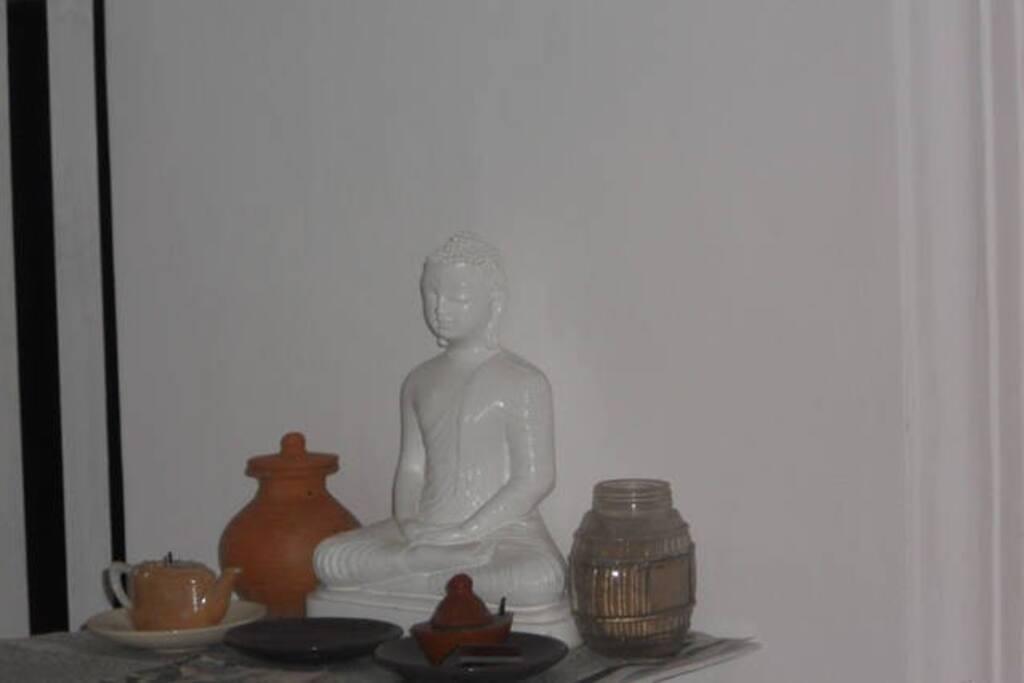 Way to Buddha....