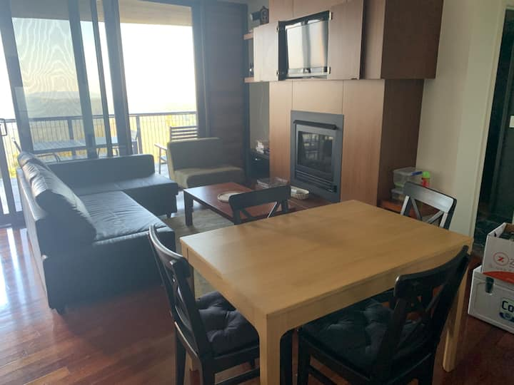 Rainforest Retreat at Binna Burra, 1 bed apartment