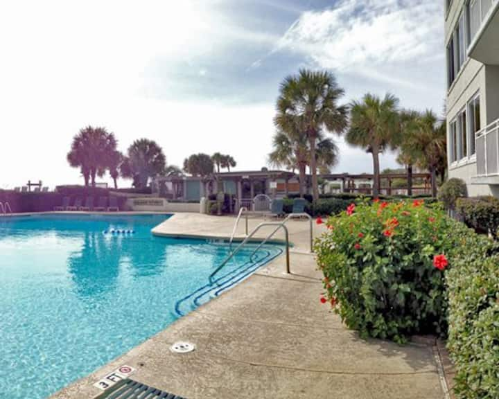 Sea Crest Surf and Racquet Club - 1 Bedroom