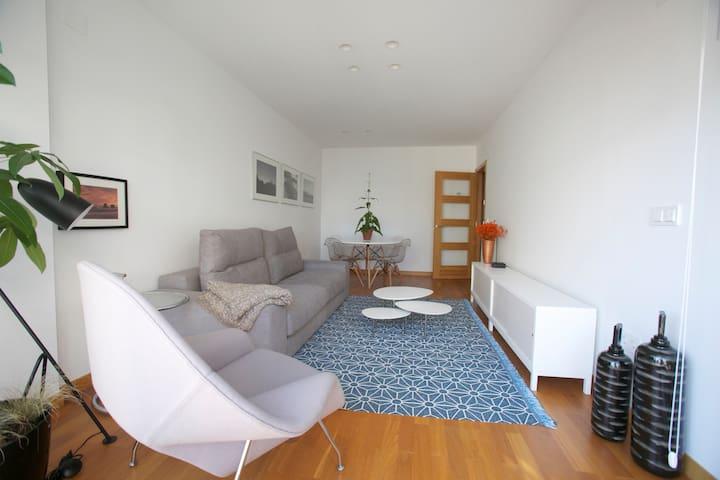 Apartamento moderno en el centro - Hondarribia - Apartemen