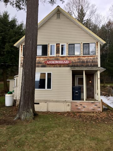 Arrowhead Cottage - Richfield Springs - Hus