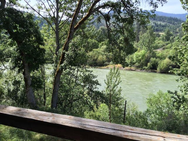 A River Runs Through It...TWO HOMES