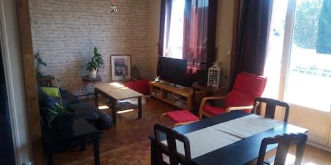 Sympathique appartement Dijon