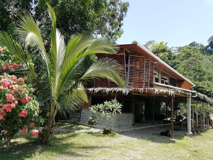 Habitación Carao Camarote Uno  Orgánico Punta Riel