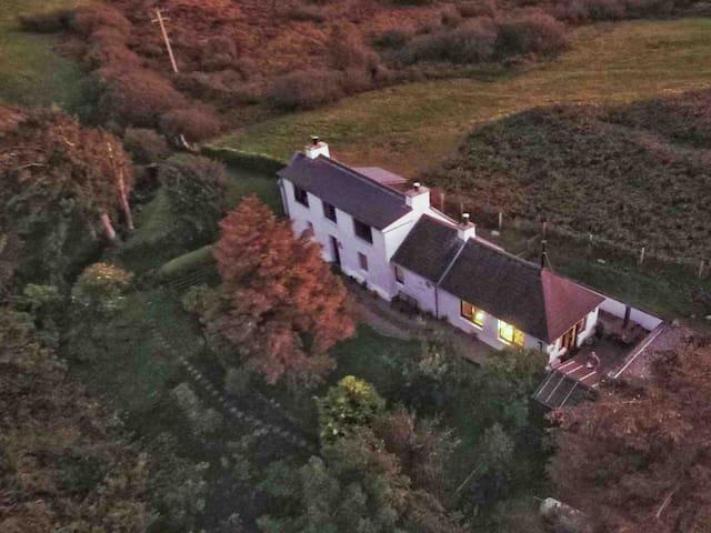 Fasgadh Crofters Cottage Isle of Skye