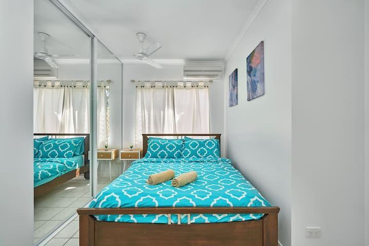 ❤️Cairns Central Room A❤️Ideal Location