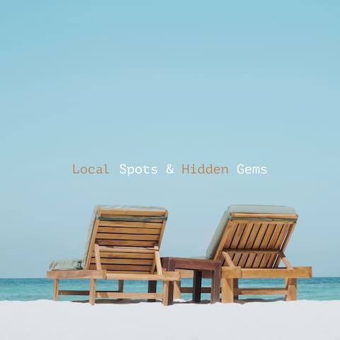 Local Spots & Hidden Gems