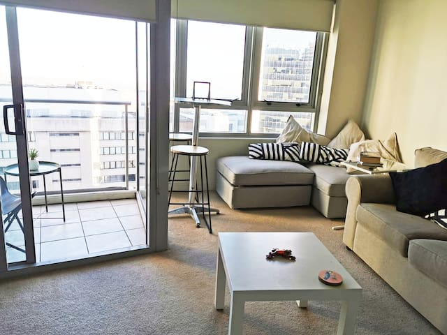 Studio with Awesome view in the heart of Sydney