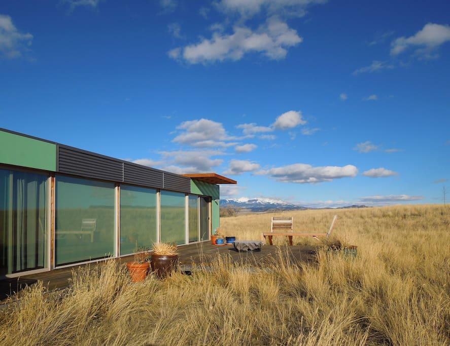 Shipping container home casas en alquiler en livingston - Casas de montana ...