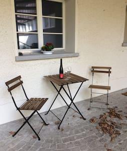 ruhige Wohnung bei Zürich - Küsnacht - Apartmen