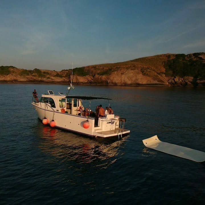 Balada marítima ou Por-do-sol no arpoador 6 horas