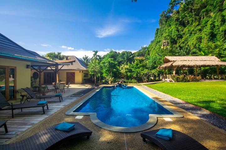 Eden Villas-Krabi-Private Pool Villa-Master Villa