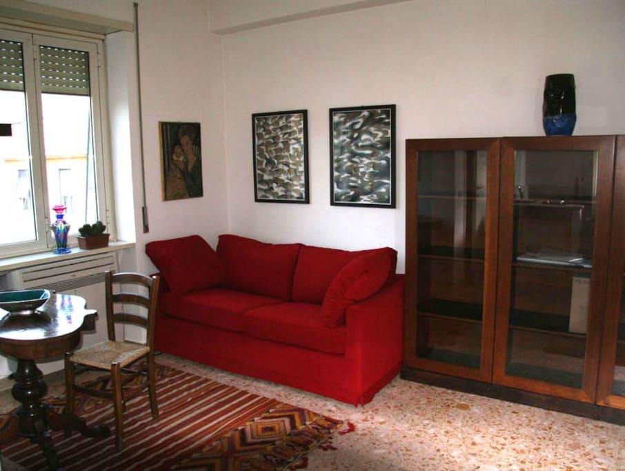 Studio balduina apartments for rent in rome lazio italy for Studio apartments in rome