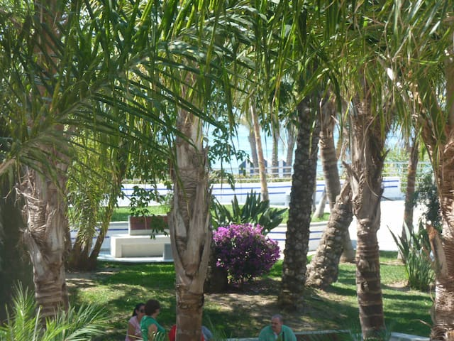 Piso en primera linea de playa - Almuñécar - Apartment
