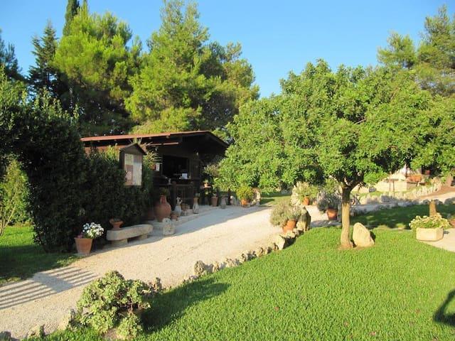 Agriturismo Sole del Mediterraneo camera pozzello - Otranto