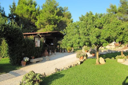 Agriturismo Sole del Mediterraneo camera pozzello - Otranto - Service appartement
