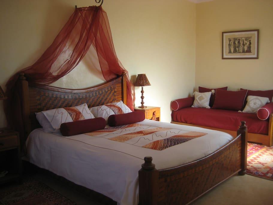 LIT DE 160 chambre aziza