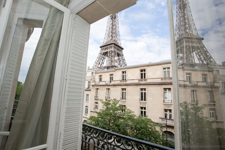 (115m²) Eiffel Diamond Apartment