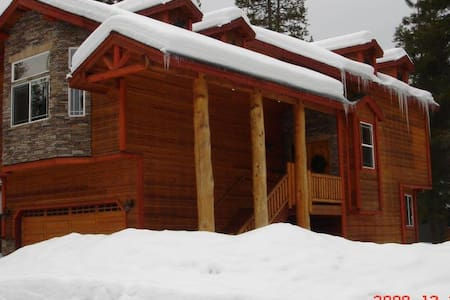 THE 3 BEARS LODGE! - South Lake Tahoe