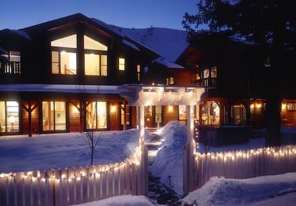 The Alpine House Lodge & Cottages - Jackson
