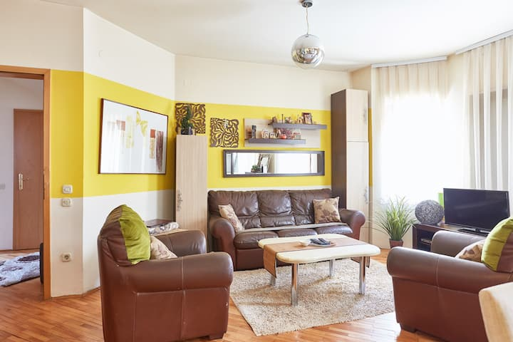 Apartment Stasha - rest on your way to Greece