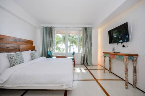 Ocean View Studio Apartment(Tita Magz Inn Boracay)