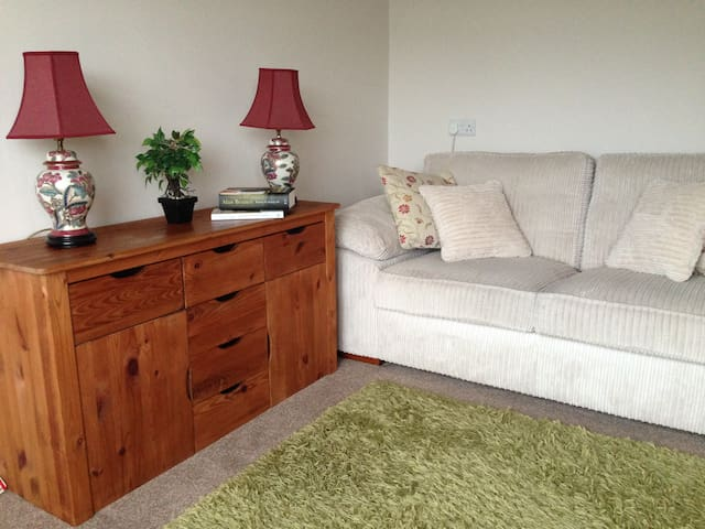 Private annexe in countryside, en-suite sleeps 2 - Cornwall - Appartement