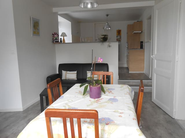Gite tout confort/recently refitted - Petitefontaine - Departamento