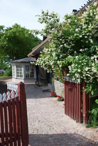 Personligt rum med sjöutsikt - Kristianstad - ที่พักพร้อมอาหารเช้า