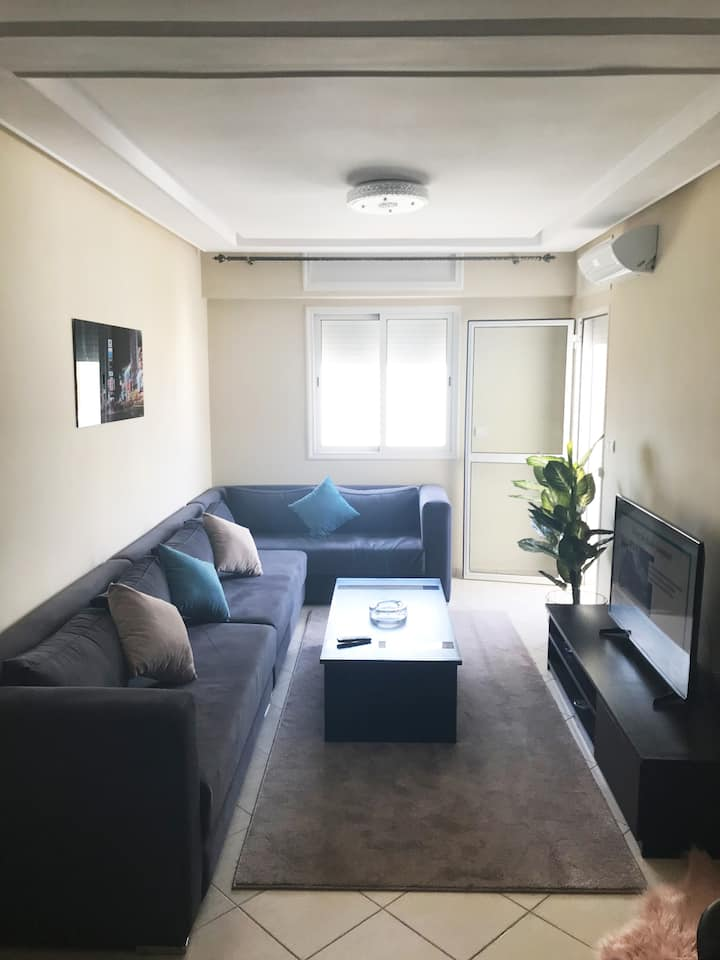 A cozy apartment nearby the center and beach